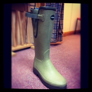 Le Chameau Vierzonord wellies at Philip Morris and Son