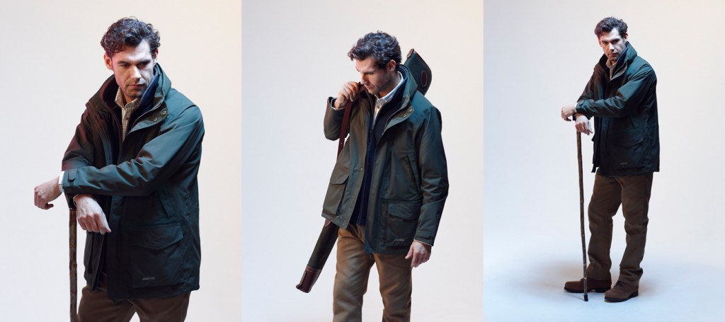 Musto Fenaland Packaway Shooting Jacket online at Philip Morris and Son