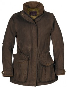 Ladies Musto Whisper jacket at Philip Morris and Son