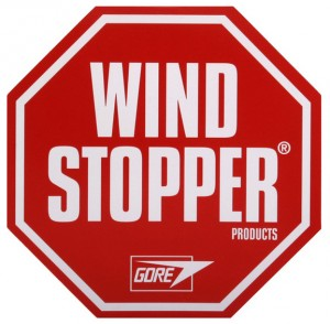 WINDSTOPPER Logo