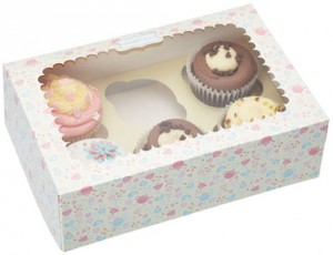Sweetly Does It pack of two Paper Cake Boxes