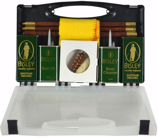 Bisley Cleaning Kit in Presentation Box at Philip Morris