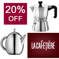La Cafetiere in the Philip Morris SALE