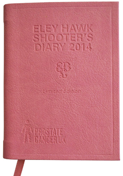 Eley Hawk Shooter's Diary 2014 at Philip Morris and Son