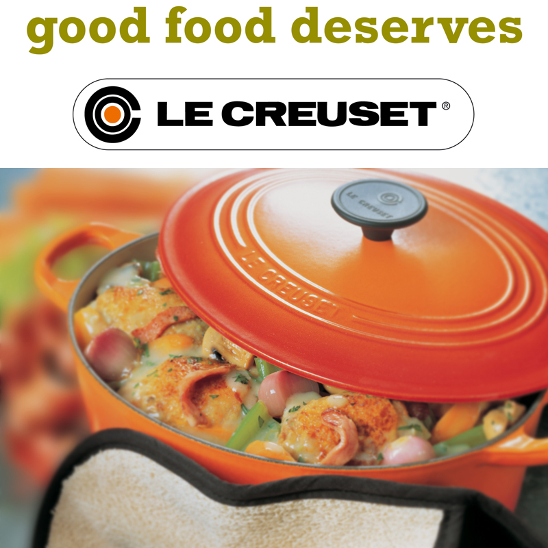 Le Creuset Cookware Available at Philip Morris and Son