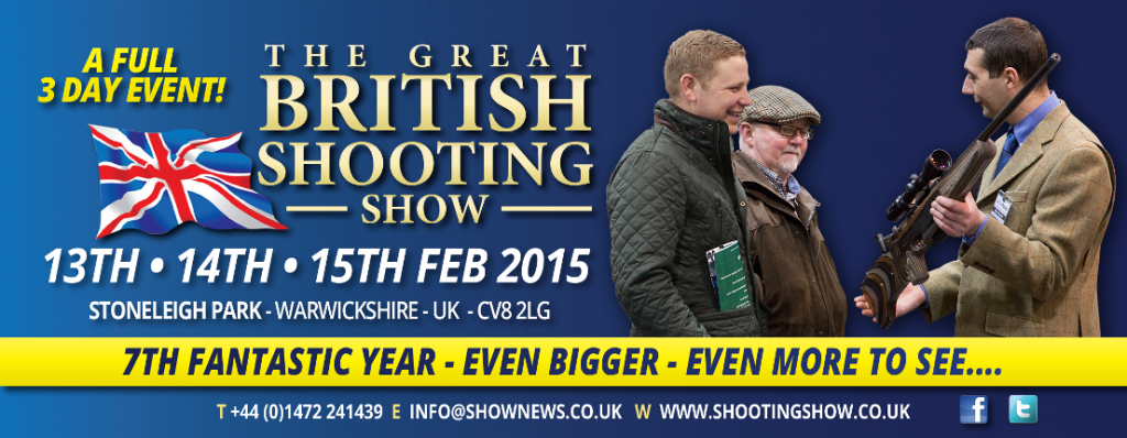 The Great British Shooting Show 2015