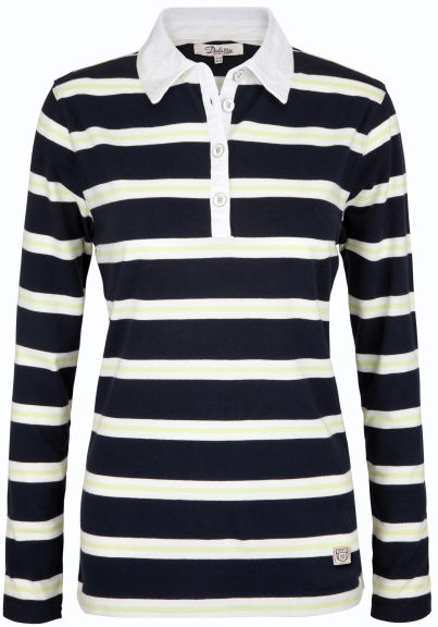 Dubarry Carrick Ladies Striped Shirt at Philip Morris and Son