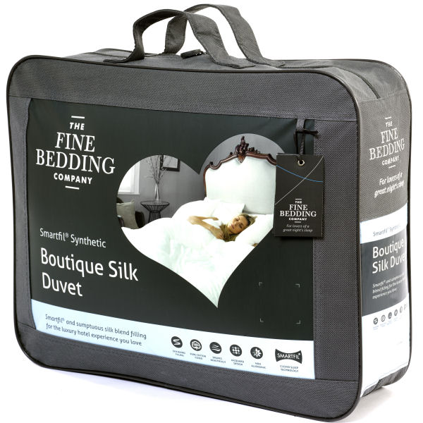 Fine Bedding Boutique Silk Duvet