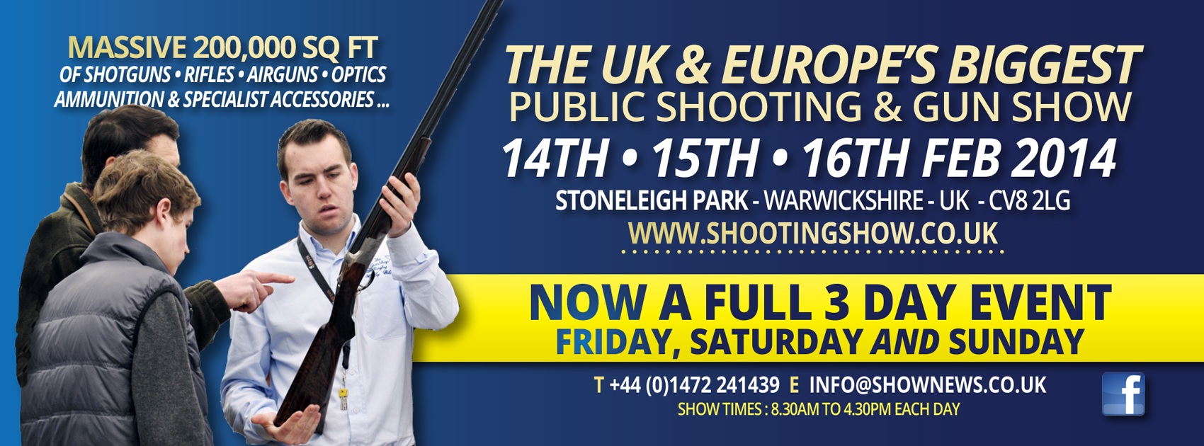 The Great British Shooting Show 2014