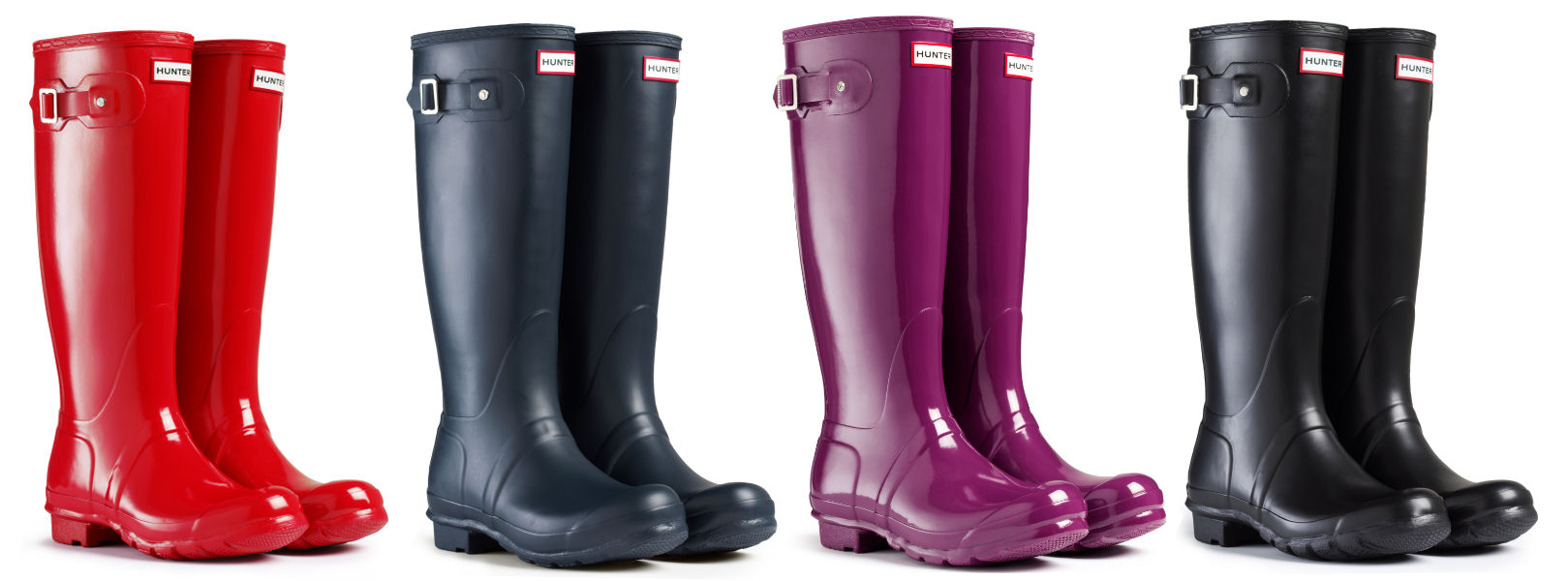 Hunter Original Wellington Boots at Philip Morris and Son