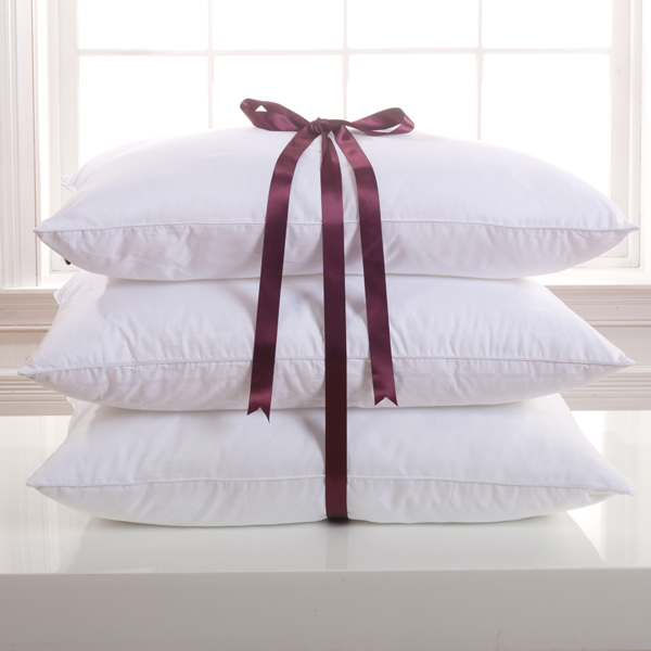 Lovely Fine Bedding Pillows at Philip Morris and Son