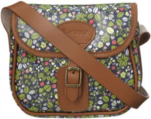 Barbour British Waterways Beaufort Bag in Nature Walk