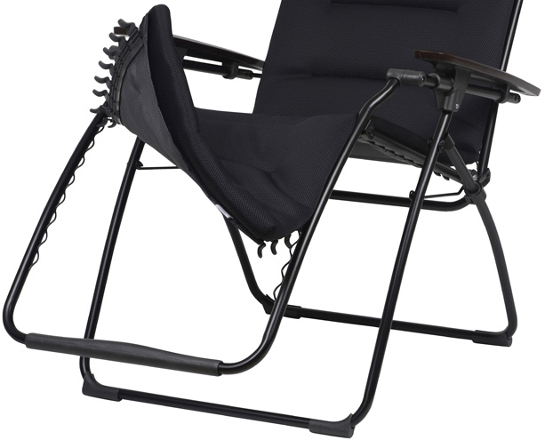 Patented Lafuma Clip System used in their iconic recliner chairs