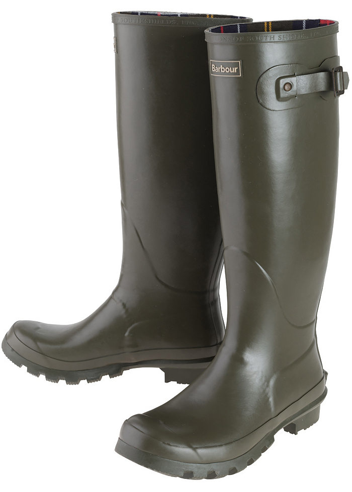 Barbour Bede Wellington Boots at Philip Morris and Son
