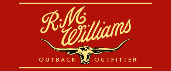 RM Williams logo