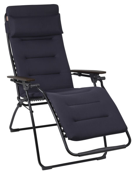 Lafuma Air Comfort Recliner - the superior reclining chair for the days he's limited to the garden!