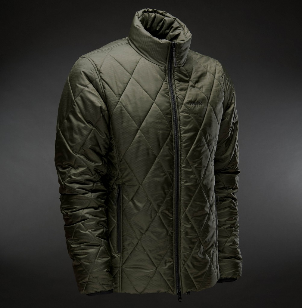Musto Quilted PrimaLoft Jacket - part of the three-layer-system for ultimate warmth and comfort in cold weather