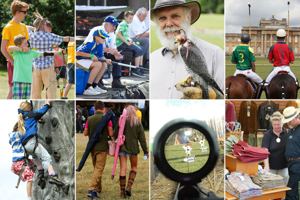 There's so much to do at the CLA Game Fair!