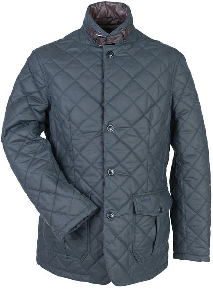 The Men's Barbour Bildung Quilt Jacket - New for Autumn Winter 2014 at Philip Morris and Son