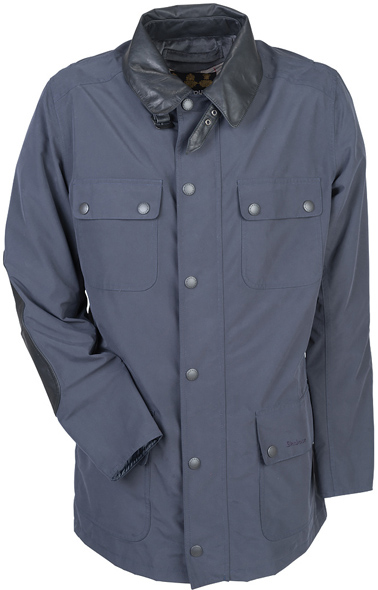 The Men's Barbour Bretby Coat - New for Autumn Winter 2014 at Philip Morris and Son
