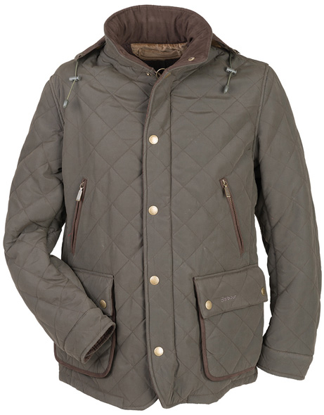 The Men's Barbour Cranfield Jacket - New for Autumn Winter 2014 at Philip Morris and Son