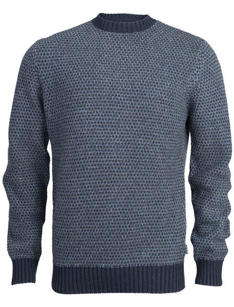 The Men's Barbour Hines Crew Neck Jumper - New for Autumn Winter 2014 at Philip Morris and Son