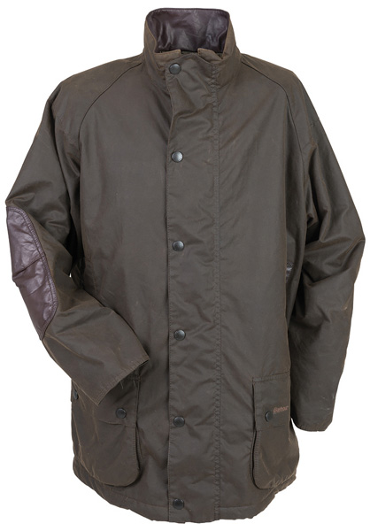 The Men's Barbour Kelsey Coat - New for Autumn Winter 2014 at Philip Morris and Son