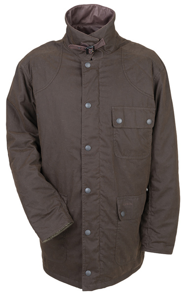 The Men's Barbour Rynie Coat - New for Autumn Winter 2014 at Philip Morris and Son