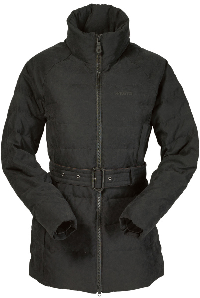 Zara Philips for Musto Ladies Quilted Hamilton Jacket at Philip Morris and Son