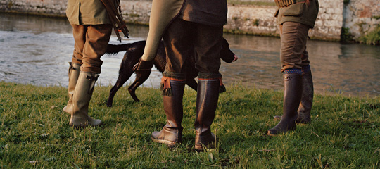 Philip Morris and son help you to decide what wellington boots you need