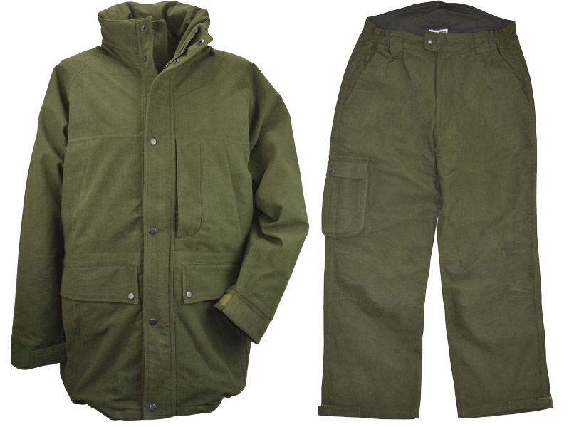 Philip Morris and Son 2-ply Waterproof Jacket and Trousers