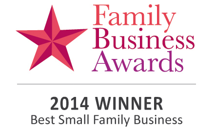 Winners of the Best Family Business Awards