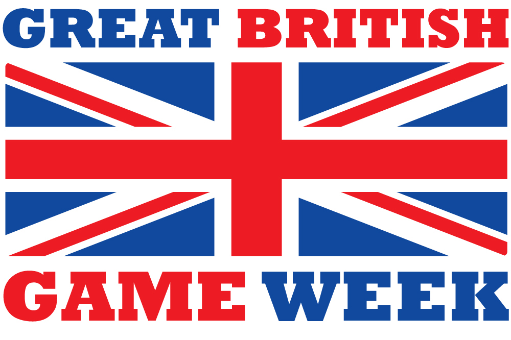 Great British Game Week Logo