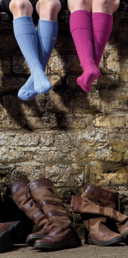 Dubarry Alpaca Socks as a gift for her - £35