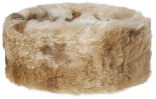 Dubarry Faux Fur Headband as a gift for her - £20