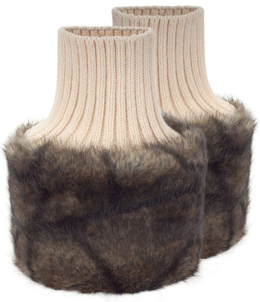 Dubarry Faux Fur Cuffs as a gift for her - £20