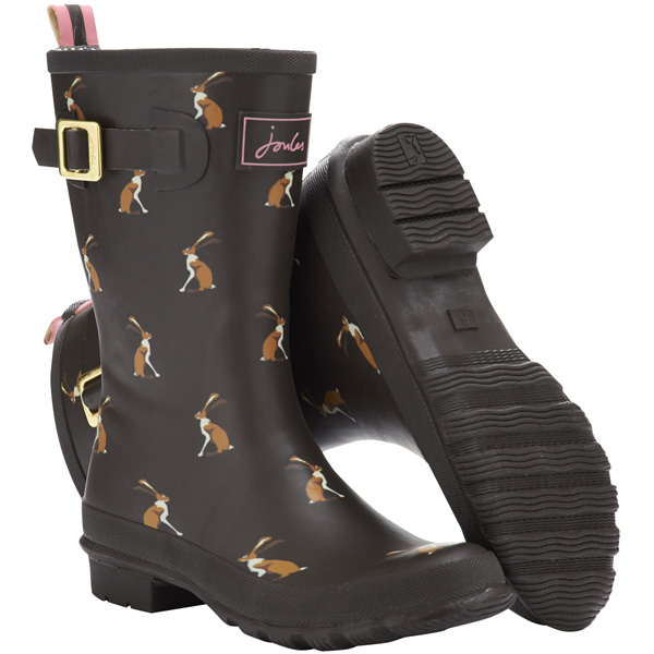 Joules Molly Welly Boots as a gift for her - £36.95