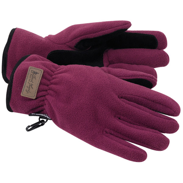 Jack Murphy Fleece Gloves as a gift for her - £16.50