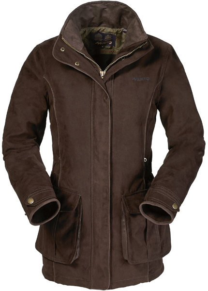 The Iconic Musto Whisper Jacket as a gift for her this Christmas - £425