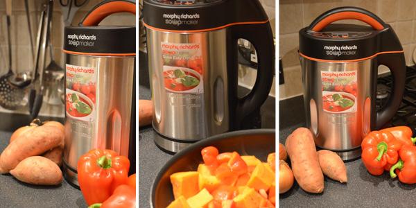 morphy Richards Soup Maker