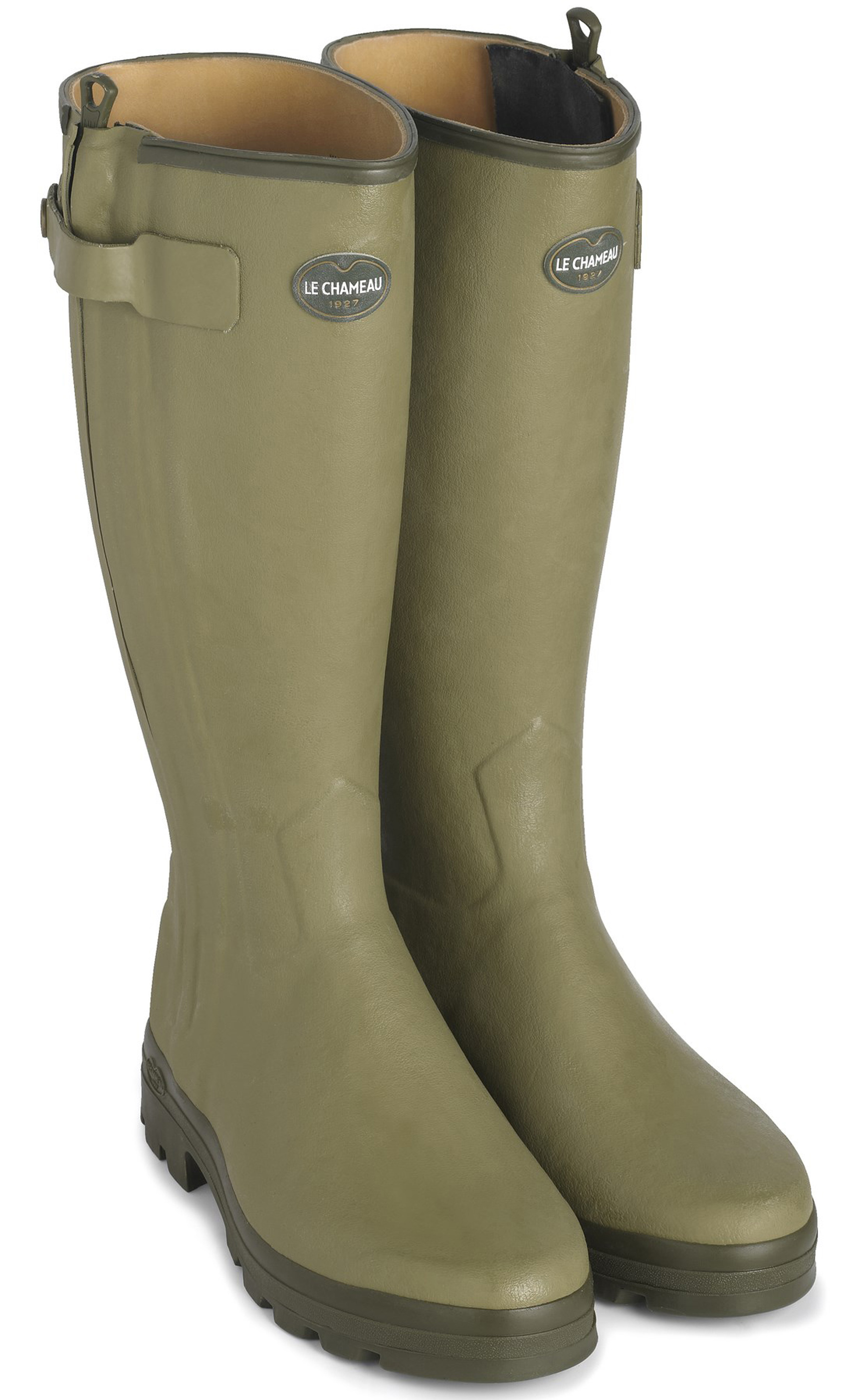 Le Chameau Boots for Winter Walks at Philip Morris and Son