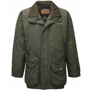 Mens Schoffel Ptarmigan Superlight Coat available at Philip Morris and Son