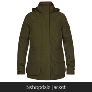 Ladies Barbour Bishopdale Jacket at Philip Morris and Son