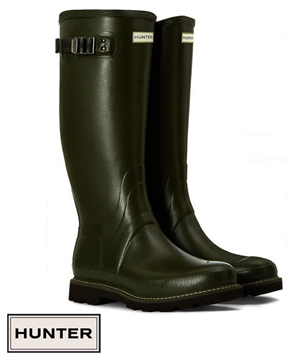 Hunter Balmoral Sovereign II Wellingtons at Philip Morris and Son