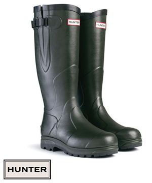 Hunter Balmoral Classic Wellingtons available at Philip Morris and Son
