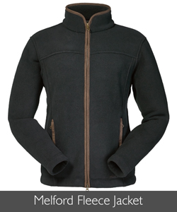Musto Melford Fleece at Philip Morris and Son