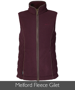 Ladies Musto Melford Gilet at Philip Morris and Son