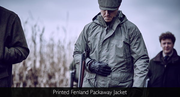 Mens Musto Printed Fenland Jacket at Philip Morris and Son