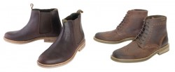 Barbour Footwear at Philip Morris and Son