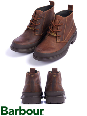 Leather Barbour Longhurst Boots available at Philip Morris and Son